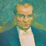 Atatuerk Bild im Atatuerk Museum