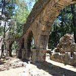 Phaselis Aquädukt