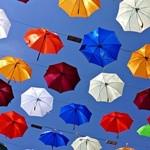 Regenschirmstrasse, Antalya