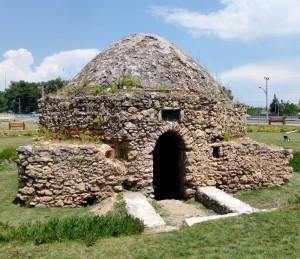 Antalya-Kepez, alter Wasserspeicher