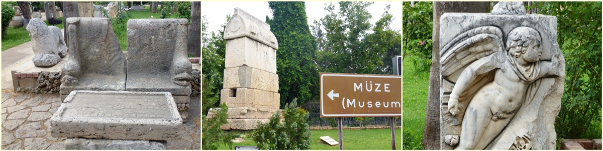 Museumsbesuch in Antalya