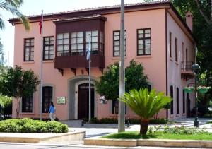 Atatuerk-Haus, Antalya