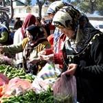 Markttag in Nebiler bei Antalya