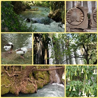 Dueden Wasserfall, Antalya - Ansichten
