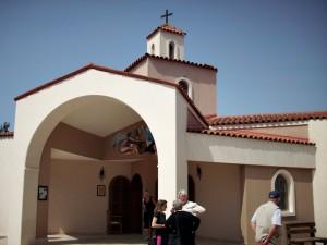 Garten der Toleranz, Kirche