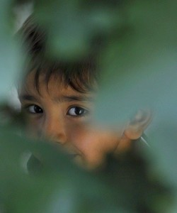 türkisches Kind