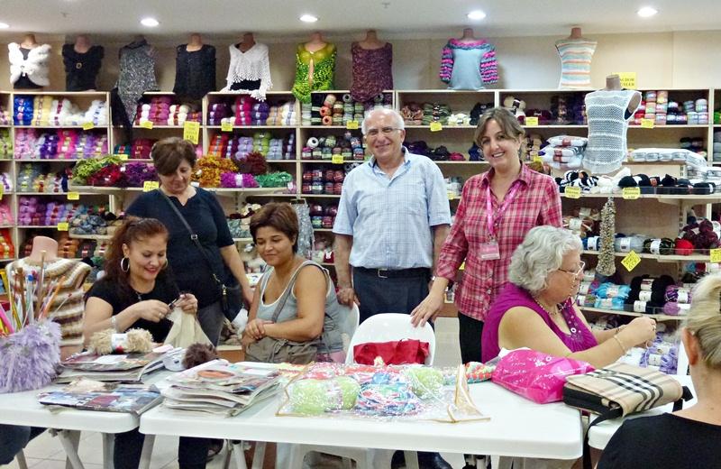 Handarbeitszubehoer, Wolle, Antalya