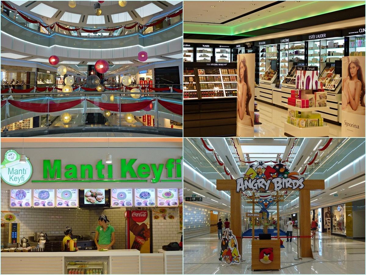 Shoppingcenter Antalya