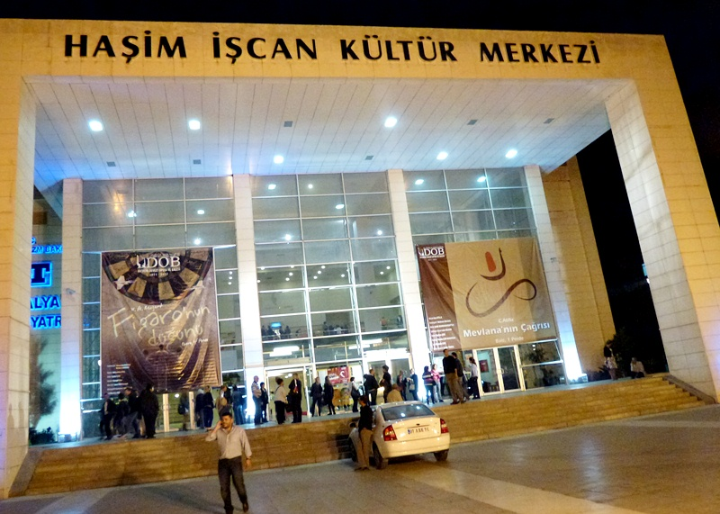 Staatsoper und Ballett, Antalya, Tuerkei