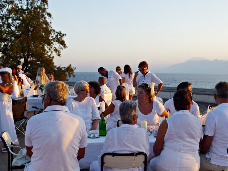 White Diner 2016 in Antalya